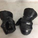 Used Hardened Steel Gauntlets Medieval Extreme (1)