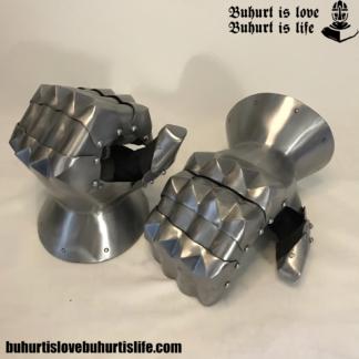 Meat Tenderizer Steel Gauntlets 1